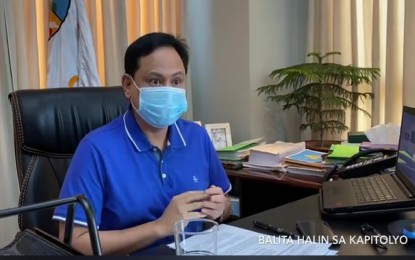 Iloilo guv says Covid prevention begins with wearing of face mask