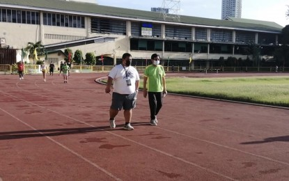Cebu City sports center reopens after 14-month closure