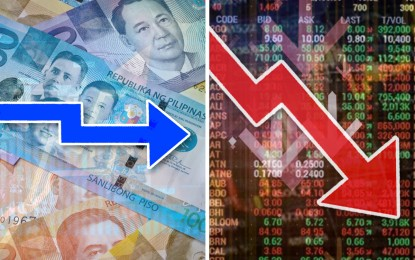 Peso almost unchanged; stocks slip still on inflation concerns