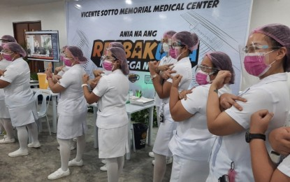 Go lauds early schedule of nursing board exam
