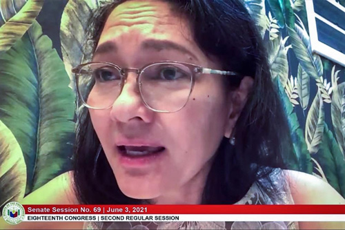 Gov't needs foreign policy that benefits PH, not China — Hontiveros