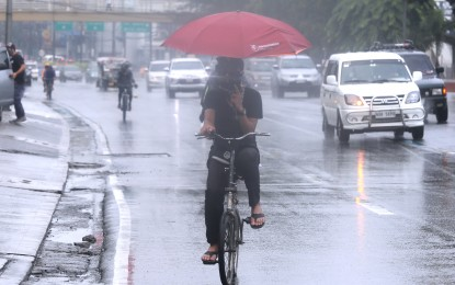 Scattered rains continue over most of Luzon Friday