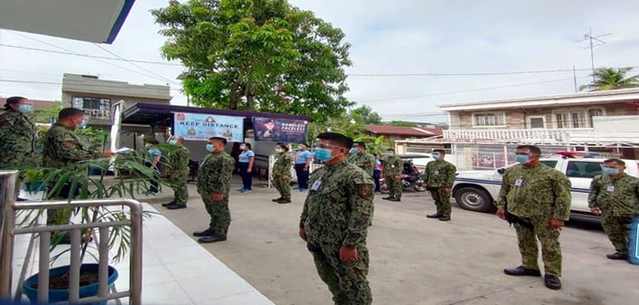 Paniqui PNP conducts PICE among personnel