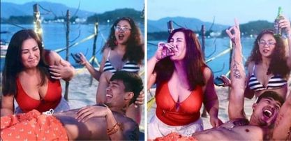 Sharon Cuneta's conservative fans get shocked over still photos of their idol's new film