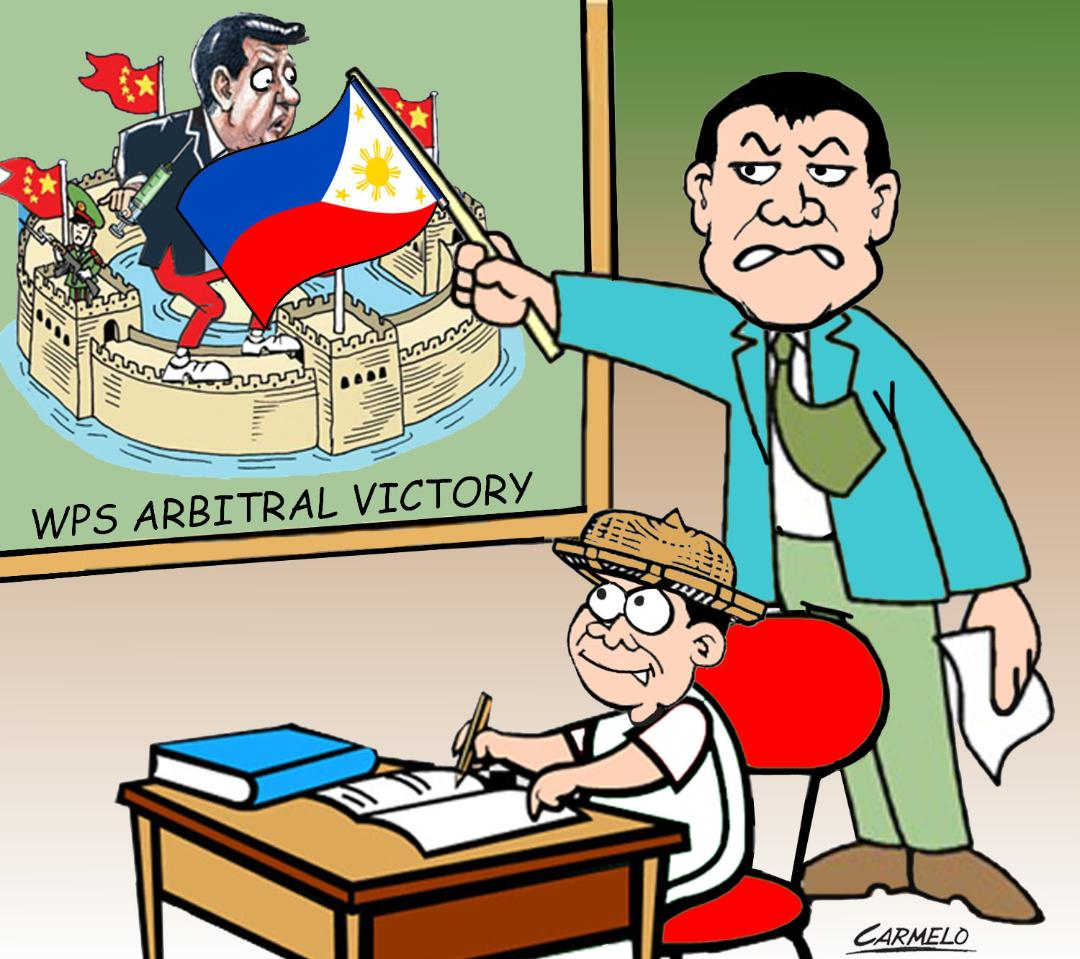 PH must educate citizens on WPS arbitral victory — CALL