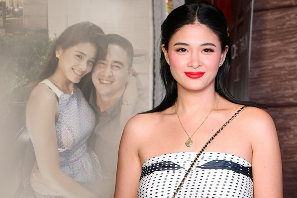 Yam Concepcion says she is already engaged to Miguel CuUnjieng since 2018
