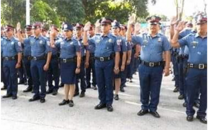 PNP recoveries hit 23.3K as 113 more cops beat Covid-19