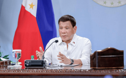 Name corrupt or 'I'll campaign against you', PRRD to Pacquiao