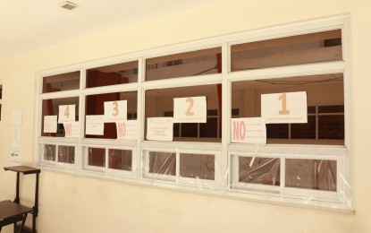 Mati locks down 2 offices due to Covid-19 cases