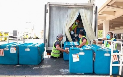 42.6K doses of Sinovac dispatched to Bacolod, NegOcc