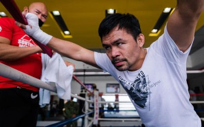 Pacquiao camp unperturbed by US lawsuit