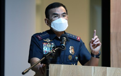 Eleazar to take 1st Covid-19 jab for PNP's A4 sector