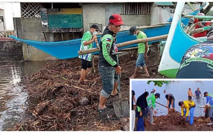 NGOs collect tons of garbage in Maguindanao town shoreline