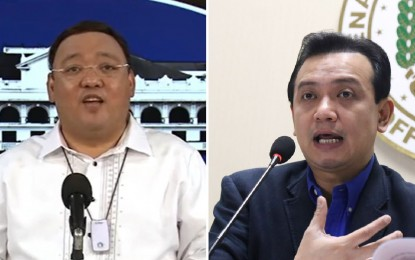 Trillanes can't claim to be spokesman of Filipinos: Palace