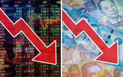 Stocks index, peso slide amid better June inflation rate
