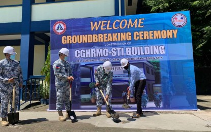 PCG builds new administrative training center in Taguig