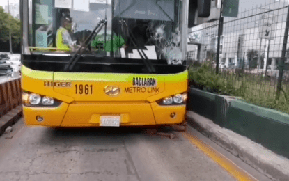 Child dies after being run over at Edsa busway lane