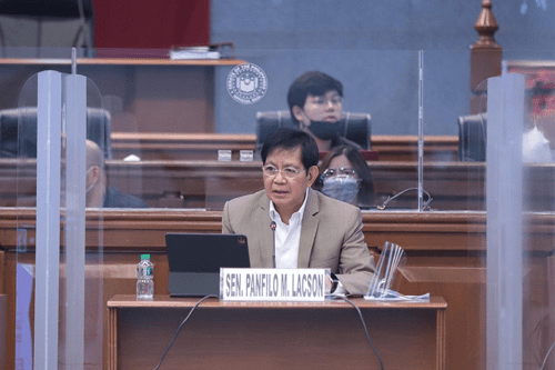 Lacson calls on gov't to resolve pestering issues hounding national ID system