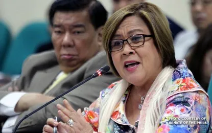 SC ruling on PH withdrawal from Rome Statute reminds us how Duterte abuse power, says De Lima