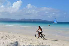 Boracay the next haven for cyclists