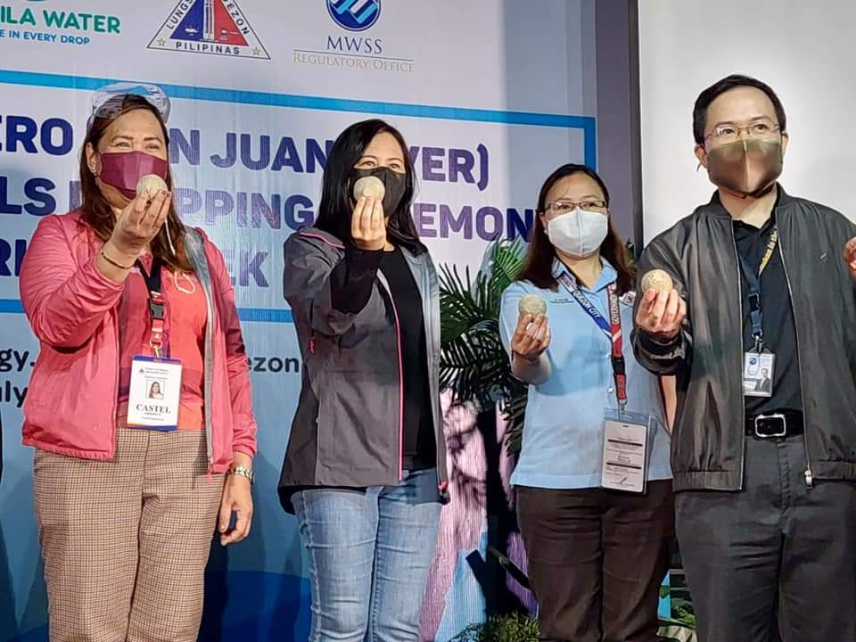 QC, DENR, Manila Water join forces to clean esteros up