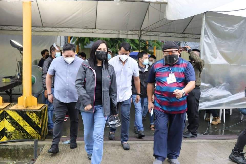 QC construction workers inoculated