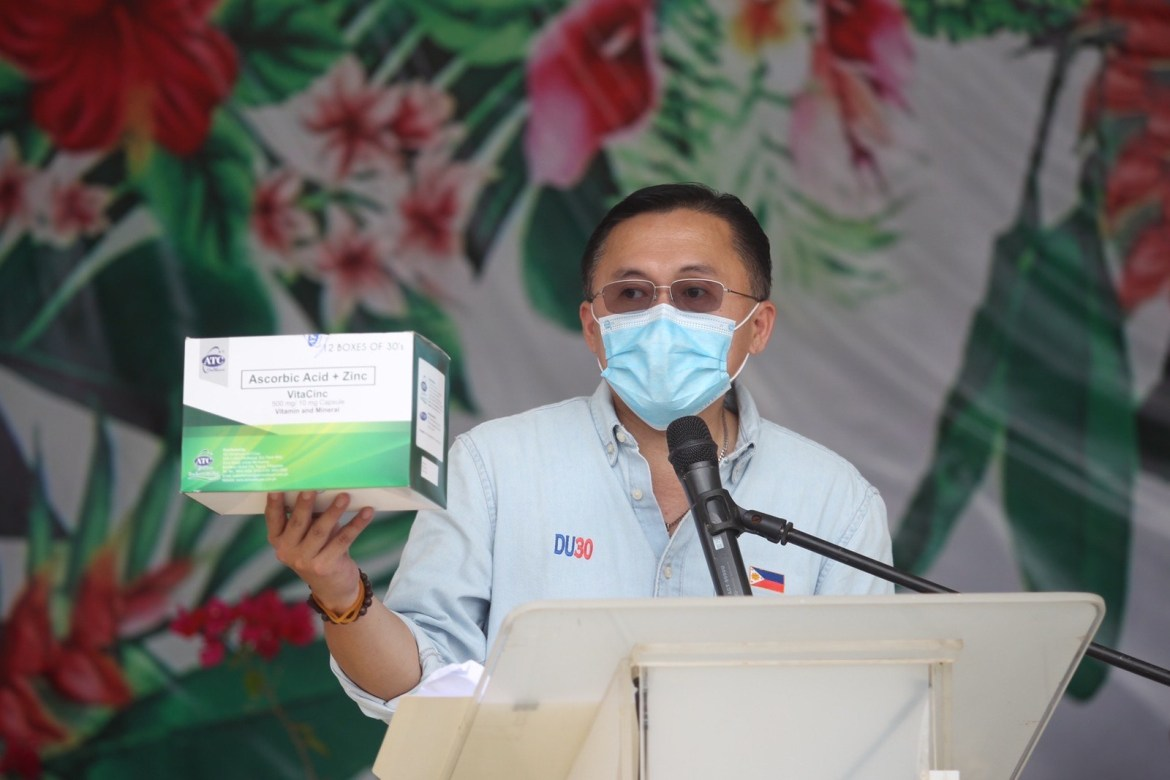 Go opens 125th Malasakit Center in Siargao Island as he vows better access to public health in rural areas