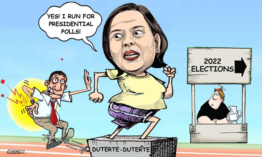 Inday Sara to run for president