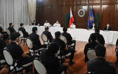 Duterte legacy: Fighting corruption in gov't until his terms ends