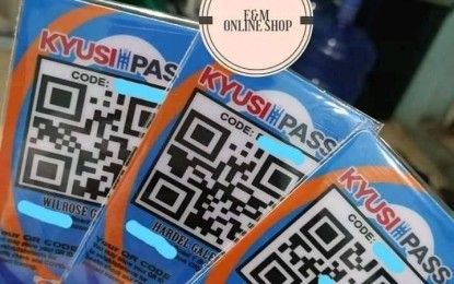 QC requires all establishments to have 'KyusiPass'