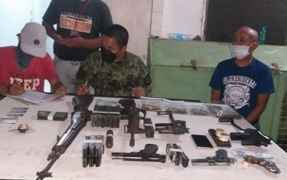 Loose firearms owners in NegOcc urged to surrender guns