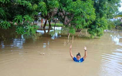 Floods affect 15K residents in NoCot town