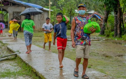 P120-M funds allotted for NPA-cleared Northern Samar villages