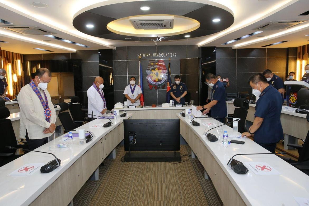 PNP supports GPH-MNLF peace process