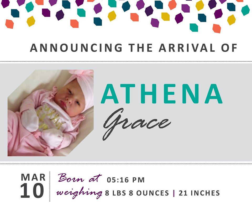 Athena Grace 2