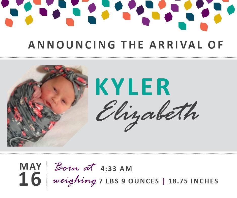 Kyler Elizabeth 2