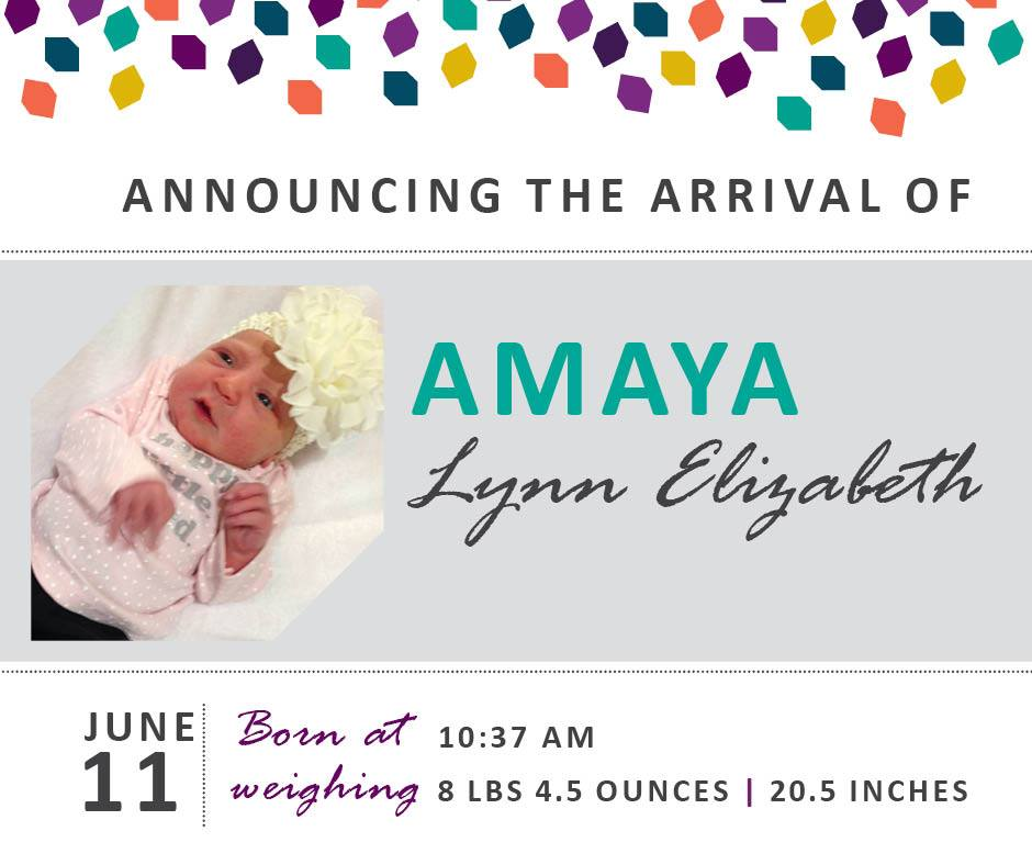 Amaya Lynn Elizabeth 2