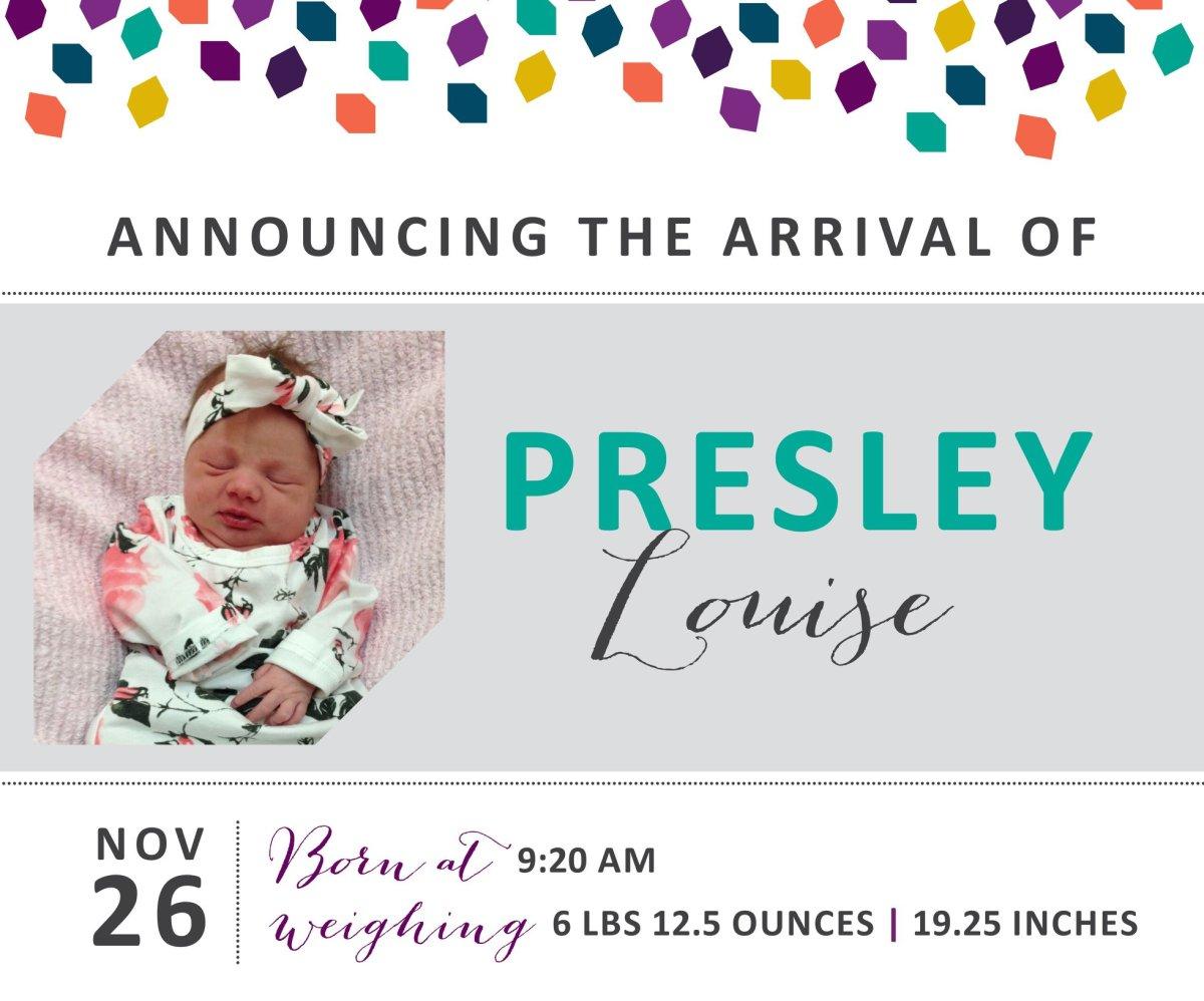 Presley Louise 2