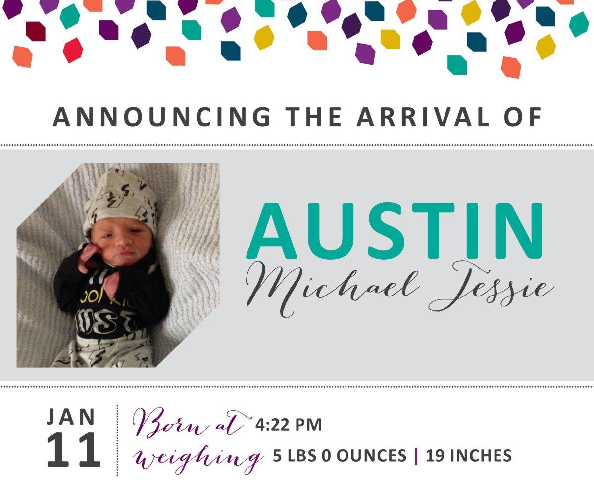 Austin Michael Jessie 2