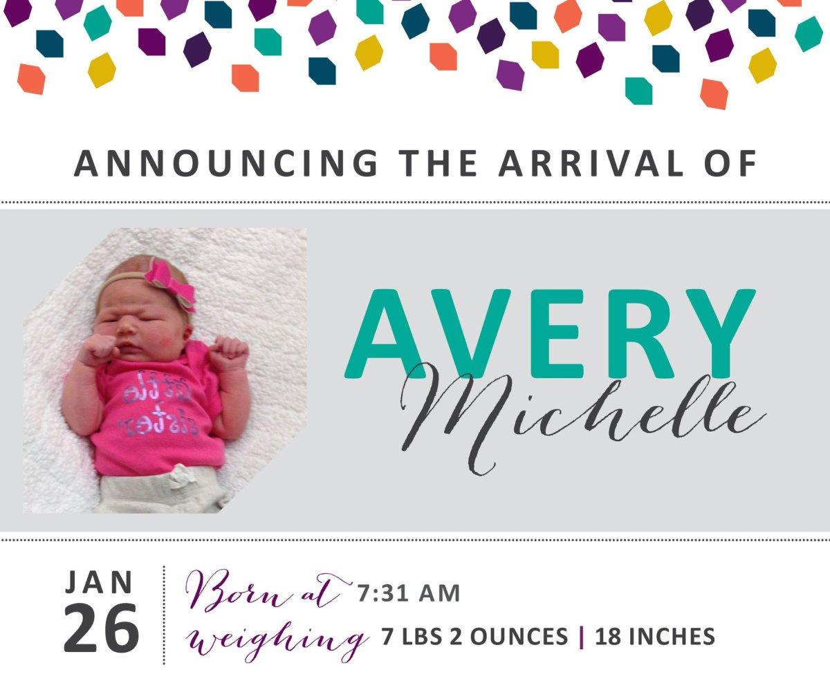 Avery Michelle 2