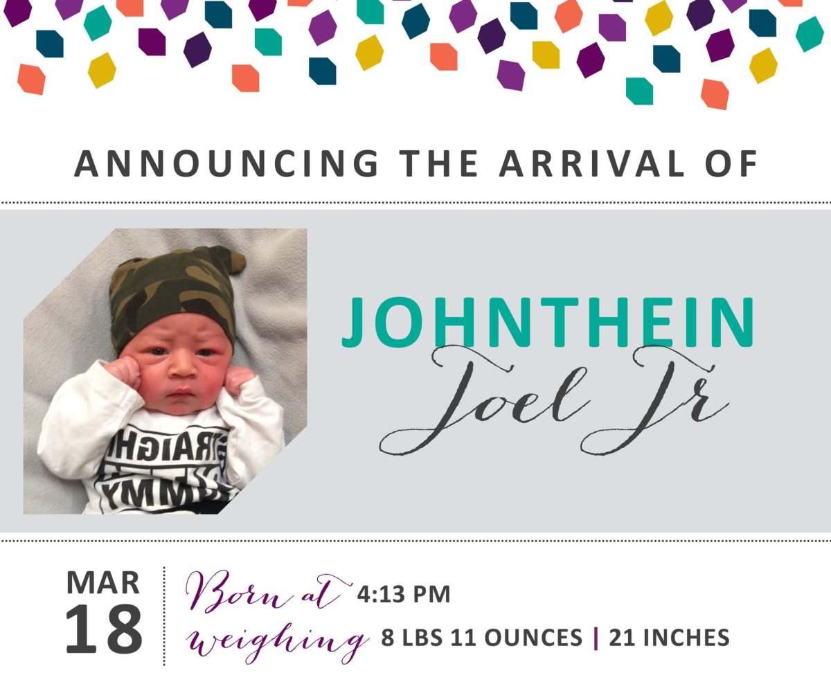 Johnthein Joel Jr 4