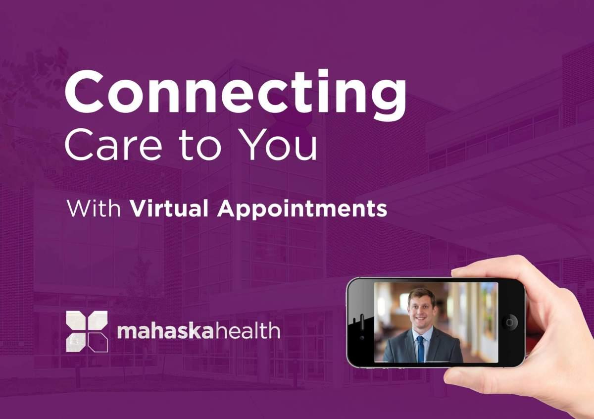Virtual Appointments Available at Mahaska Health 2