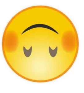 emoji dan artinya