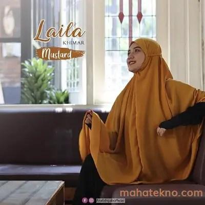 contoh iklan hijab arafah