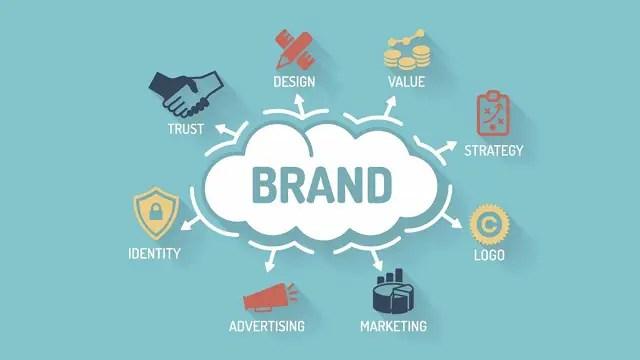 strategi branding online