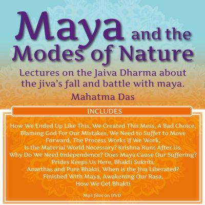 Maya and the Modes of Nature Mahatma Das