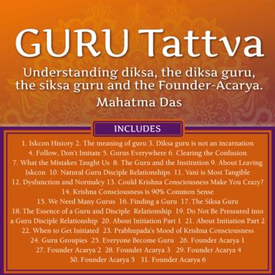 Guru Tattva Mahatma Das