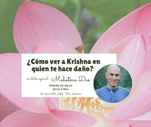 How to see Krishna in the person who is hurting you