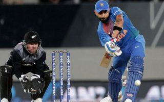 टी 20 में न्यूजीलैण्ड शिकस्त खाने के बाद पहले वनडे में भारत को दी शिकस्त