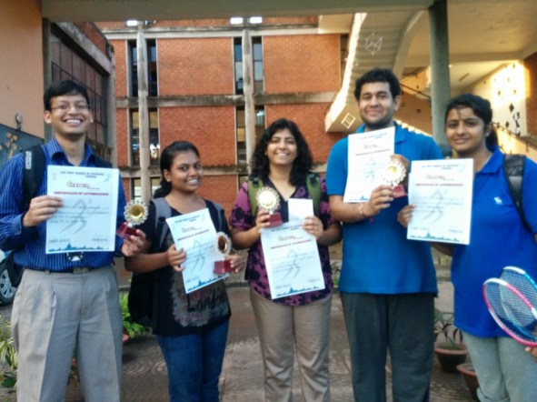 SSU Rocks in Chess Competition